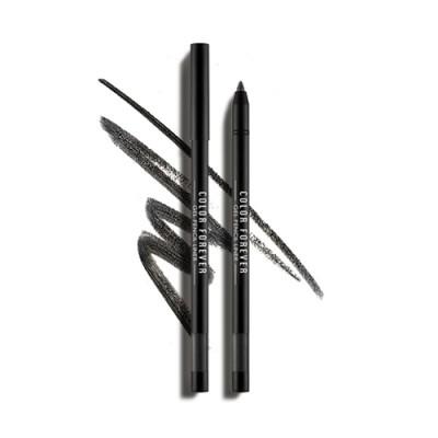 A'PIEU Гелевый карандаш лайнер Color Forever Gel Pencil Liner BK01, 0,8 гр