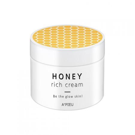 A'PIEU Питательный крем с медом манука Honey Rich Cream, 100 мл
