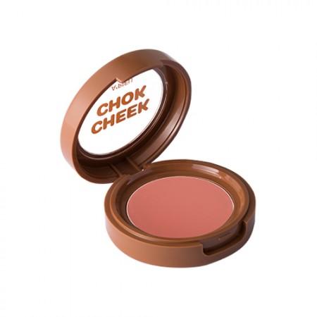 A'PIEU Кремовые румяна Creamy Cheek-Chok Blusher PK02, 2,3 гр