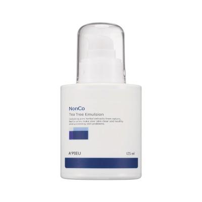 A'PIEU Эмульсия для проблемной кожи NonCo Tea Tree Emulsion, 125 мл