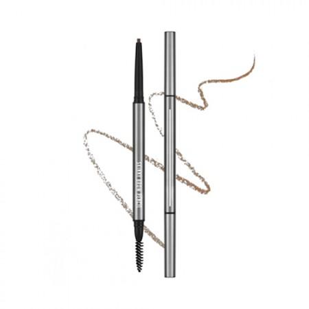 A'PIEU Карандаш для бровей Skinny Brow Pencil (Средне-коричневый), 0,05 гр