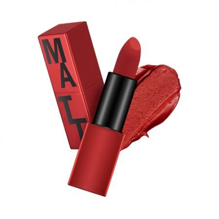 A'PIEU Матовая помада для губ Wild Matt Lipstick Матовая помада для губ RD01, 3,5 гр