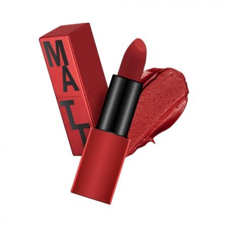 A'PIEU Матовая помада для губ Wild Matt Lipstick RD03, 3,5 гр