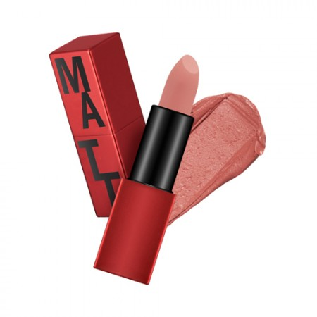 A'PIEU Матовая помада для губ Wild Matt Lipstick CR02, 3,5 гр
