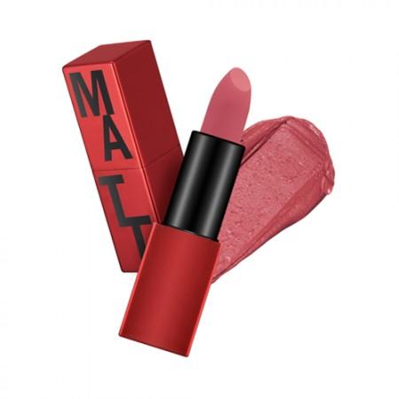 A'PIEU Матовая помада для губ Wild Matt Lipstick CR04, 3,5 гр