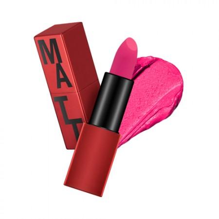 A'PIEU Матовая помада для губ Wild Matt Lipstick PK01, 3,5 гр