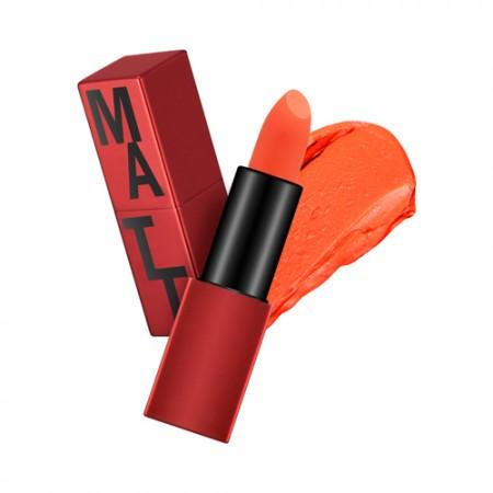 A'PIEU Матовая помада для губ Wild Matt Lipstick OR01, 3,5 гр