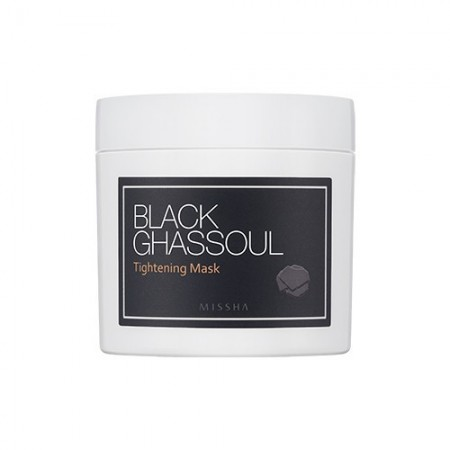 Missha Black Ghassoul Очищающая маска для лица, 95г