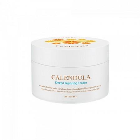 Missha Calendula Deep Очищающий крем, 200 мл