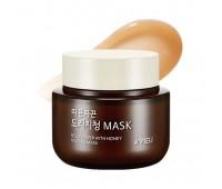 Apieu Bellflower разогревая маска с медом, 110 мл